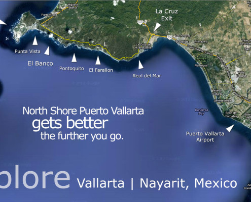 Explore Puerto Vallarta - Riviera Nayarit - Mexico