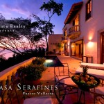 Casa Serafines – Elegant Mexican Colonial villa in upper Conchas Chinas