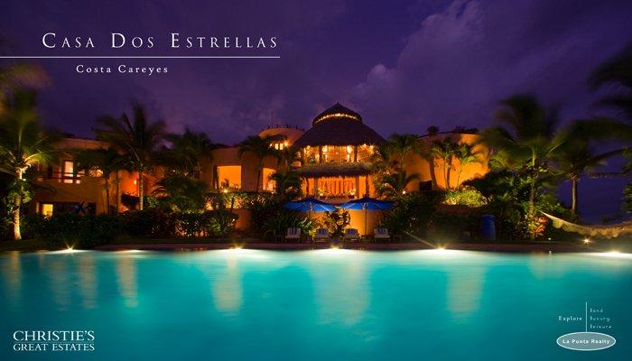 Casa Dos Estrellas - Costa Careyes