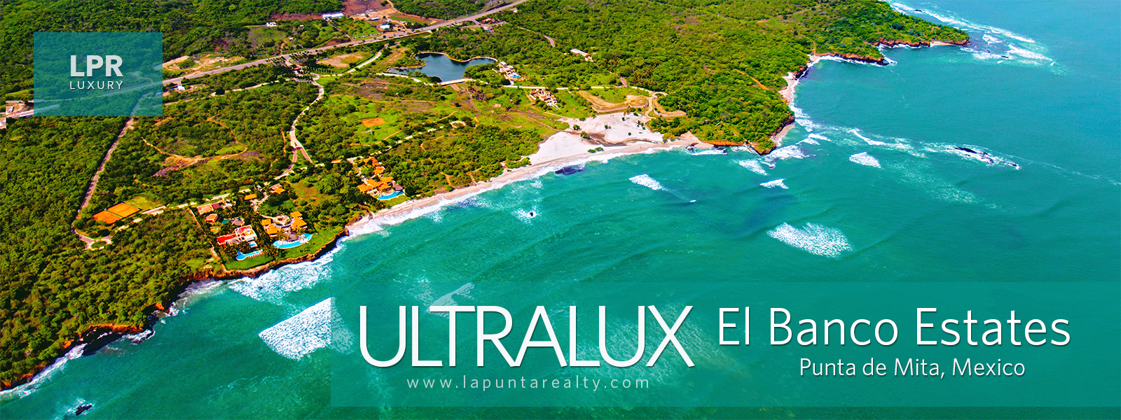 The Ultra Luxury Villas of el Banco - El Banco Estates - Punta de Mita Ultra Luxury Vacation Rental Villas North Puerto Vallarta
