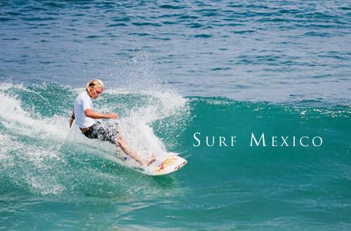 Surf Riviera Nayarit - Punta de Mita - Sayuita - San Francisco - Chacala