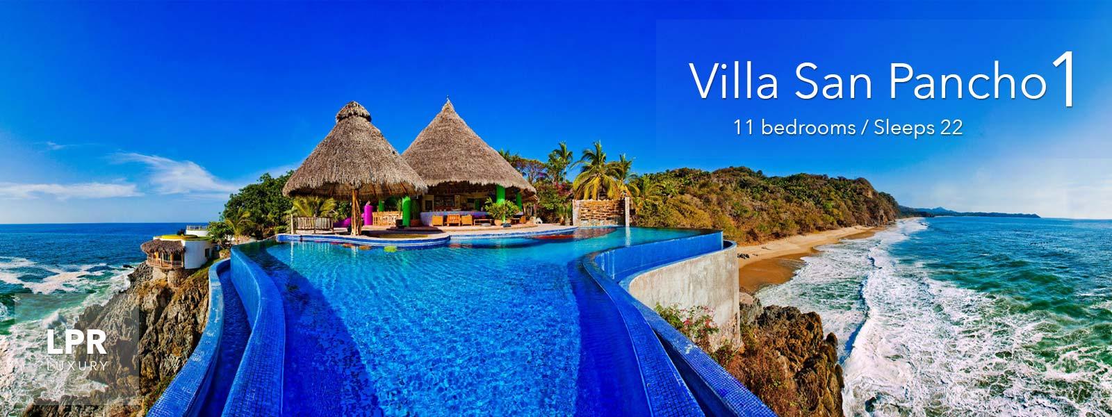 Villa San Pancho 1 - San Pancho, Riviera Nayarit, Mexico