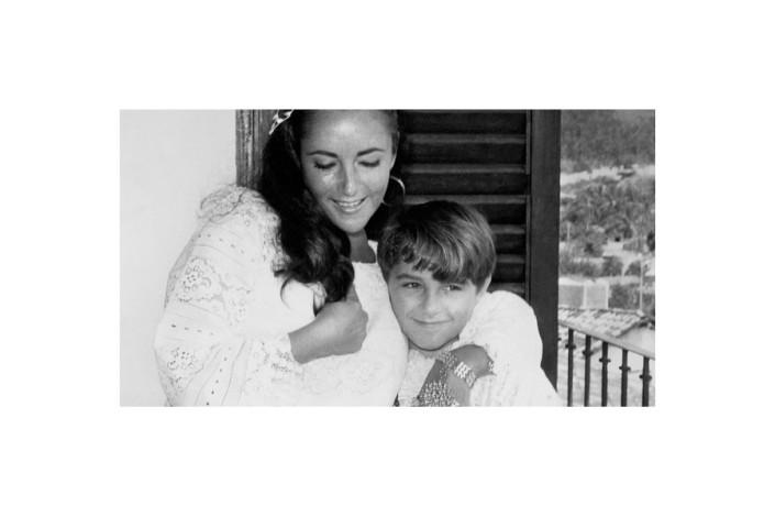 Elizabeth Taylor and Richard Burton in Puerto Vallarta - Casa Kimberly