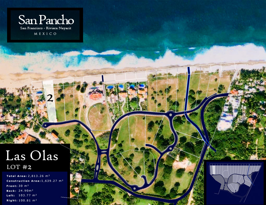 San Pancho Nayarit Mexico  city pictures gallery : San Pancho San Francisco Riviera Nayarit Mexico Las Olas home site ...