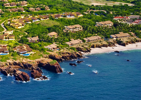 four seasons private villas at the punta mita resort mexico