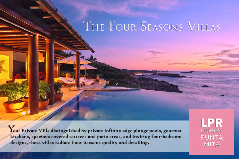 the four seasons private villas at the four seasons resort punta mita mexico
