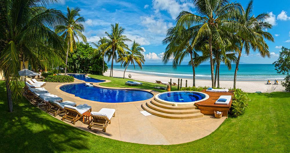 Casa Aramara - Punta Mita Resort - Ultra Luxury Vacation Rental - Puerto Vallarta, Mexico