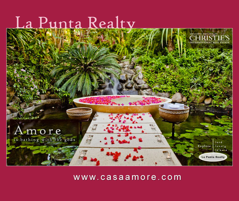 Casa Amore at the St. Regis - Four Seasons Punta Mita Resort, Riviera Nayarit, Pacific Mexico