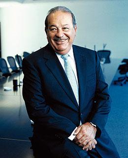 Carlos Slim - Forbes List 500 - World's Wealthiest Man