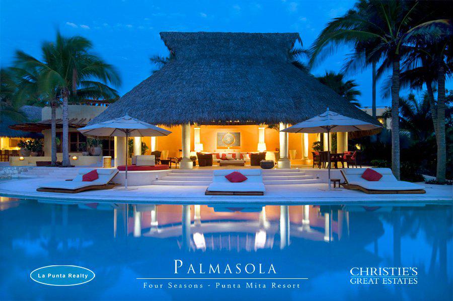 Palmasola - Distinguished Michelin Chef at the Four Seasons / St. Regis Punta Mita Resort Riviera Nayarit Pacific Mexico