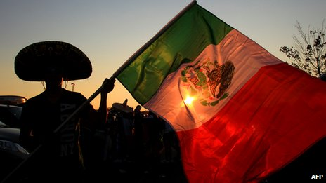 Viewpoint: Time to look beyond Mexico drug violence