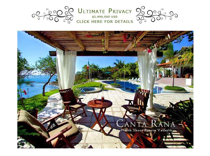 Puerto Vallarta / Punta de Mita Property Spotlight