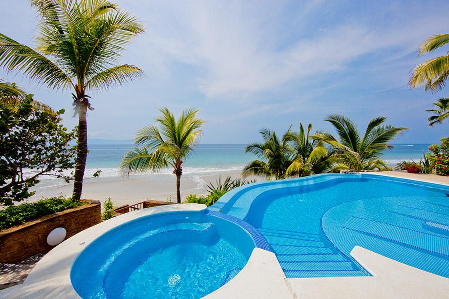 Casa de las Flores - Punta Mita real estate for salee. North Shore Puerto Vallarta, Mexico