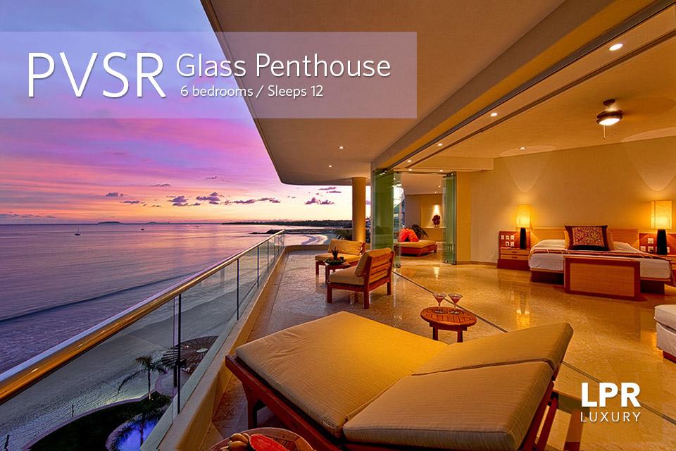 PVSR - The Glass Penthouse - Luxury Punta de Mita Mexico Condos