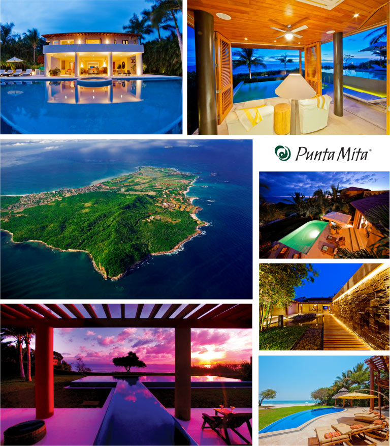 Punta Mita Properties - Christies International Real Estate - Riviera Nayarit, Mexico
