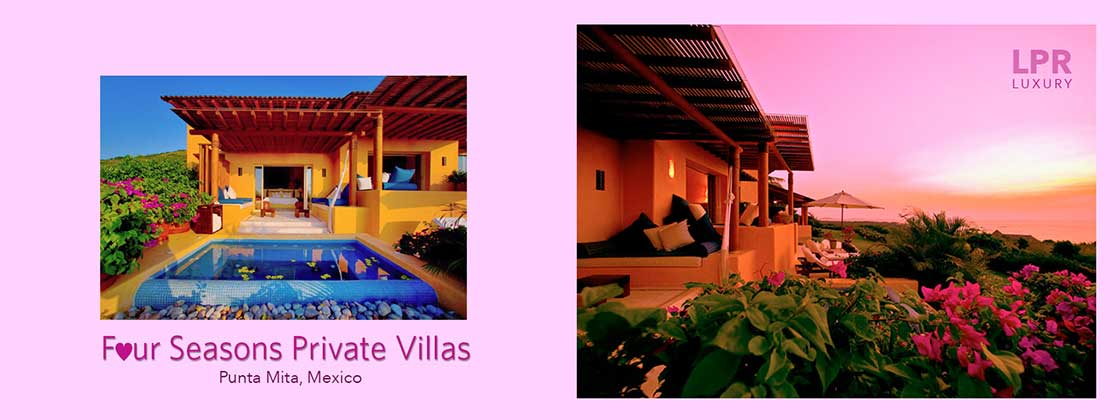 Four Seasons Private Villas at the Punta Mita Resort, Riviera Nayarit, Mexico