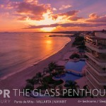 The Glass Penthouse: PVSR: Infinity Beachfront Hot Tub Flat Screens Jet-skis Punta de Mita Endless Summer