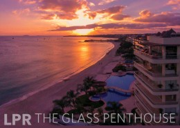 The Glass Penthouse: PVSR: Infinity Beachfront Hot Tub Flat Screens Glass Walls Punta de Mita Endless Summer