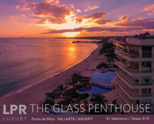 PVSR - The Glass Penthouse - Luxury Punta de Mita rentals - real estate - Mexico Condos