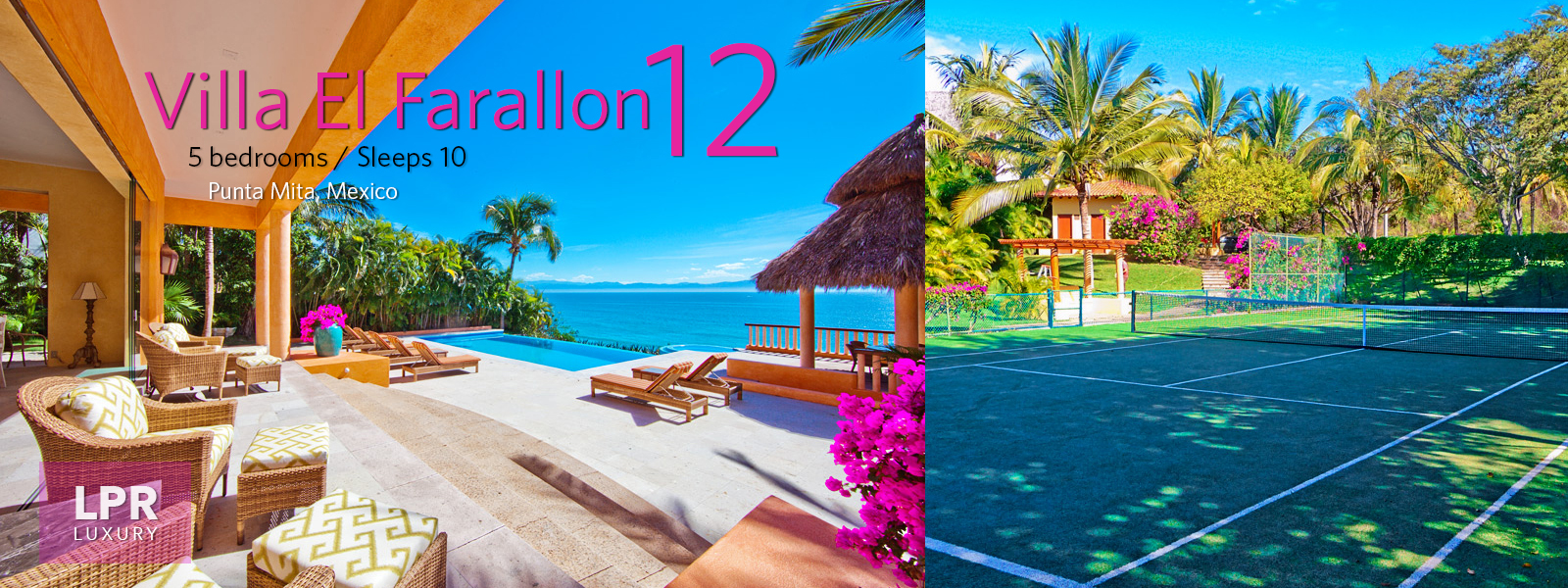 Villa El Farallon 12 - Punta de Mita Mexico Real Estate and Vacation Rentals