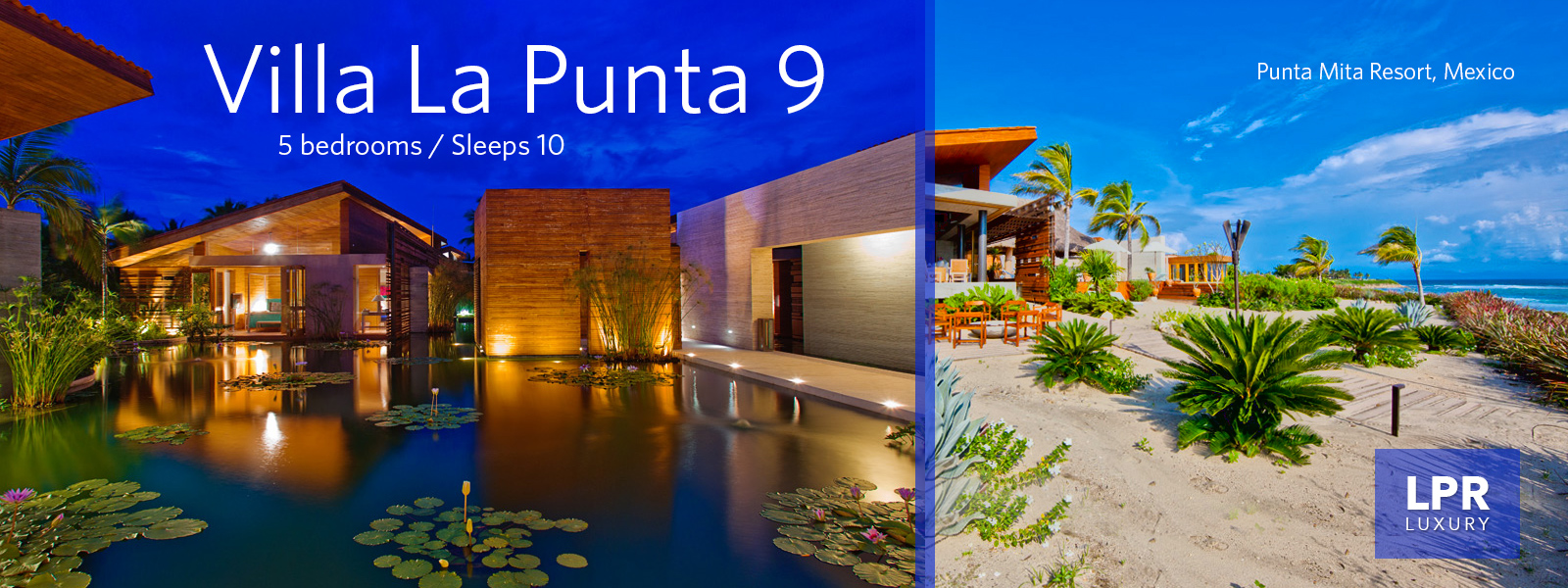 Villa La Punta 9 - Punta Mita Mexico - Luxury Resort Real Estate and Vacation Rentals Villas