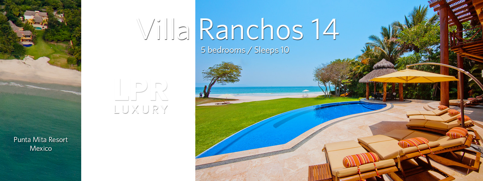 Villa Ranchos 14 - Punta Mita Mexico - Luxury Resort Real Estate and Vacation Rentals Villas
