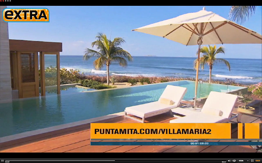 Villa Maria 2 - Featured real estate listing at the Punta Mita Resort, Vallarta Nayarit, Mexico