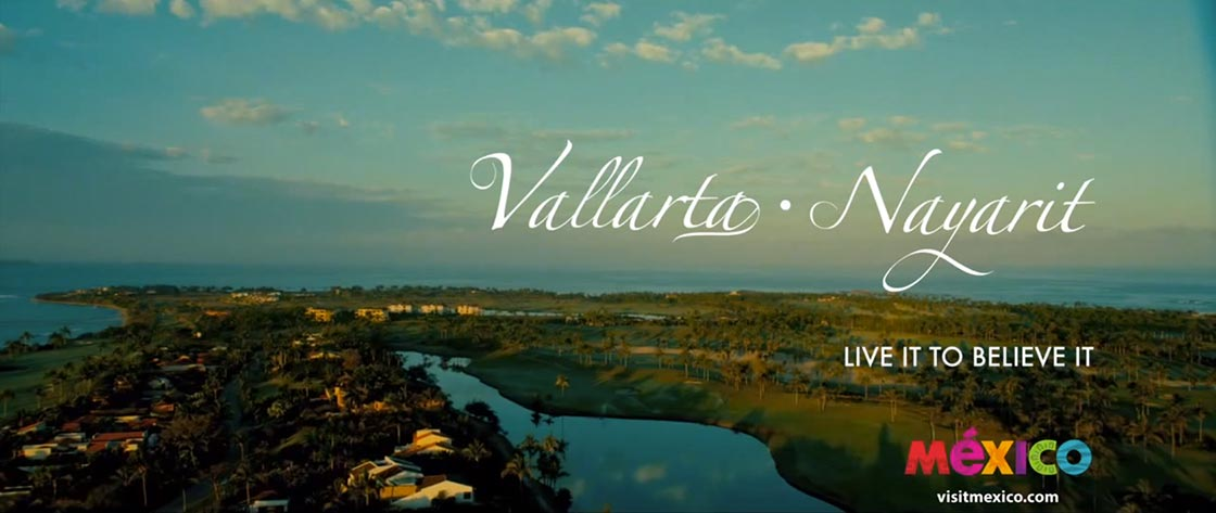 NEW VIDEO: Vallarta Nayarit : Live It To Believe It