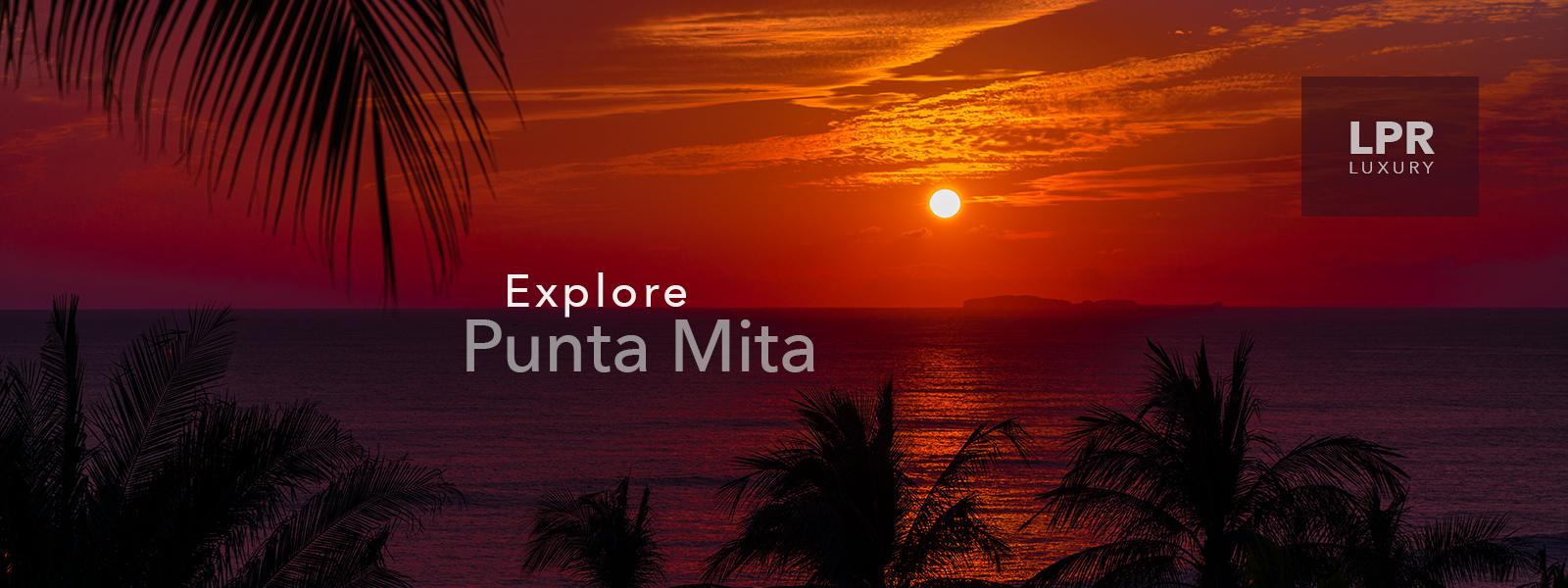 Explore Punta Mita Mexico