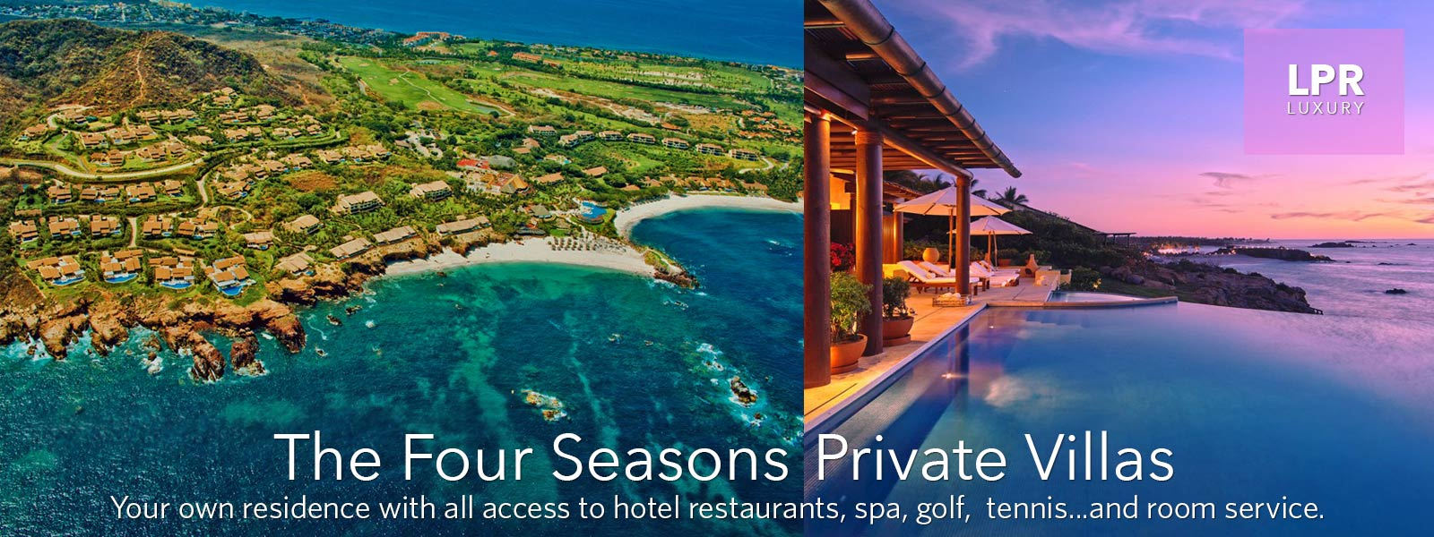 Four Seasons Private Villas - Explore Punta Mita Mexico - Puerto Vallarta - Riviera Nayarit