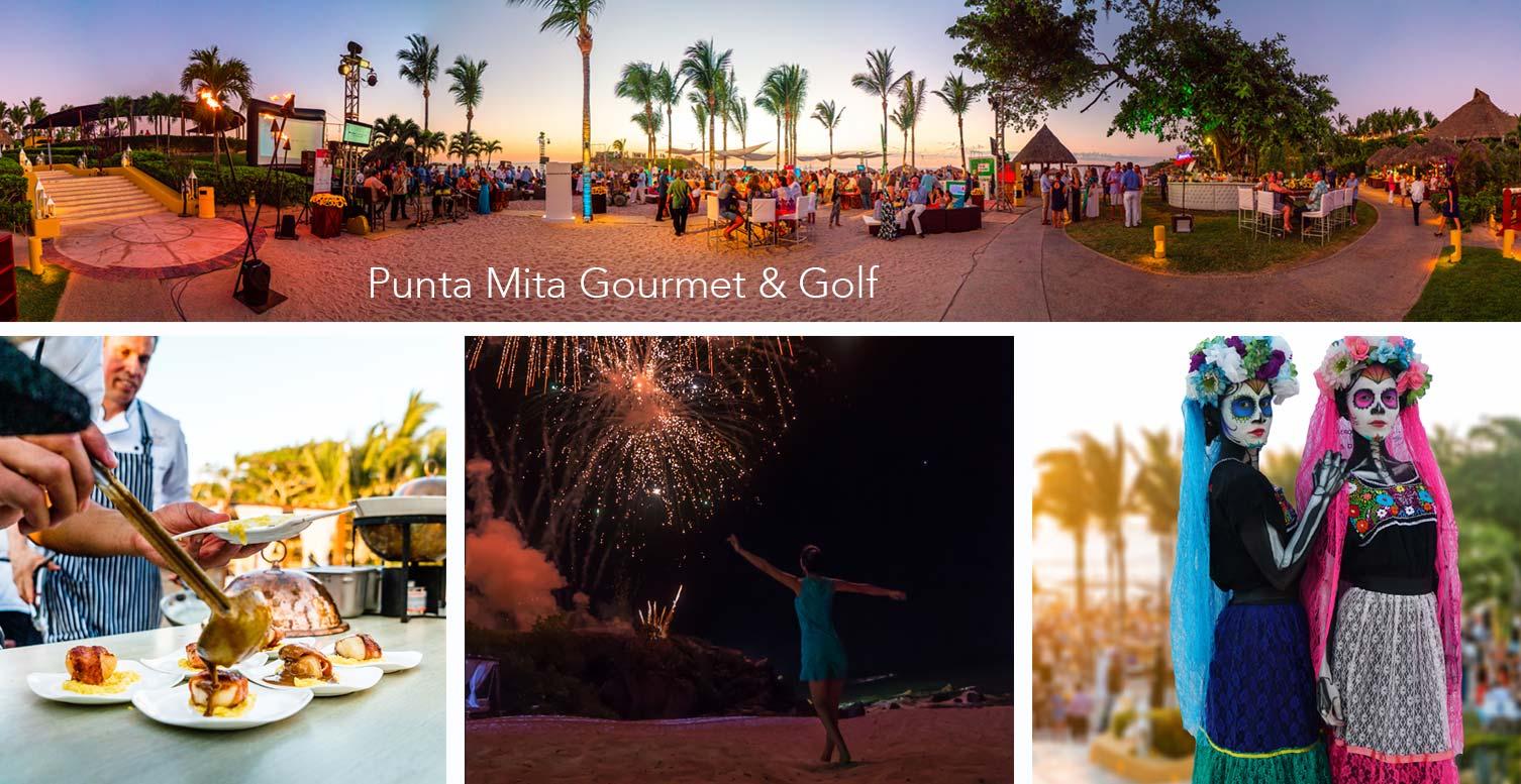 Punta Mita Golf and Gourmet at the St. Regis and Four Seasons Resort, Punta Mita Mexico