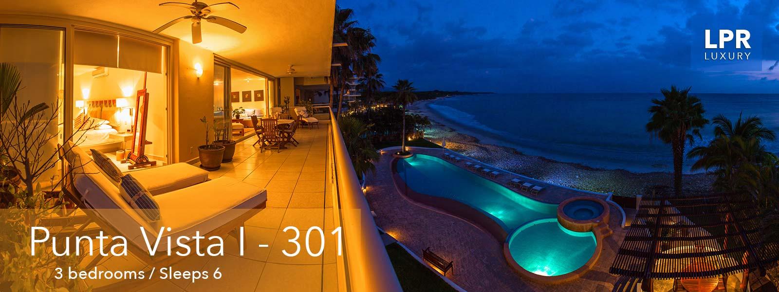 Punta Vista 301 - Playa Punta de Mita Luxury Condos - North Shore Puerto Vallarta - Mexico