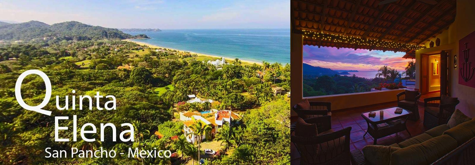 Quinta Elena - San Pancho Vacation rental villa - Riviera Nayarit, Mexico