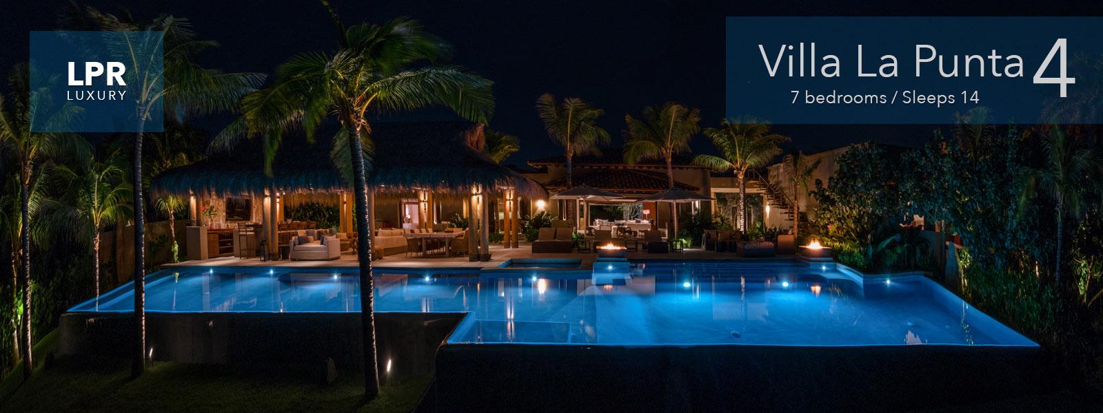 Villa La Punta 4 - Punta Mita Resort - Riviera Nayarit, Mexico