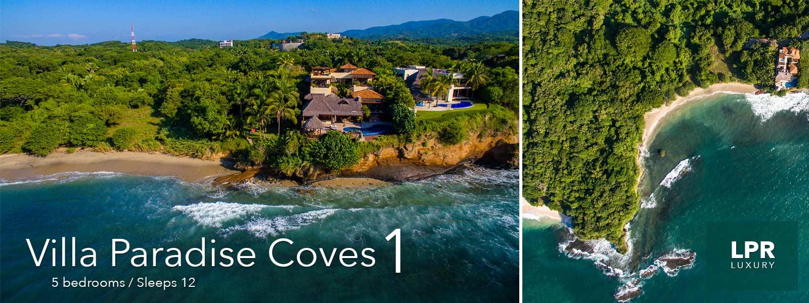 Villa Paradise Coves 1 - Villa Cascadas - Punta de Mita - Mexico
