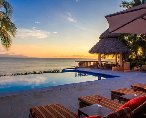 Villa El Farallon 12 - Luxury Vacation Rental Villa at Punta de Mita, Riviera Nayarit, Mexico