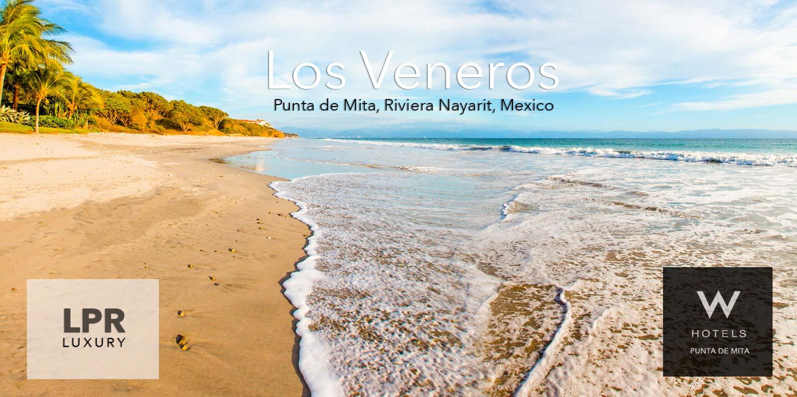 W Hotels - Los Veneros - Punta de Mita - Puerto Vallarta - Mexico