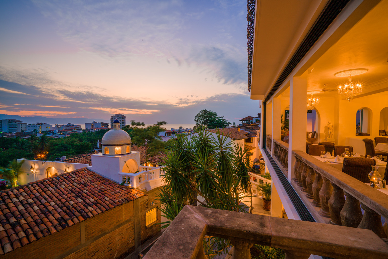Casa Kimberly : Former home of Elizabeth Taylor and Richard Burton in Puerto Vallarta, Mexico