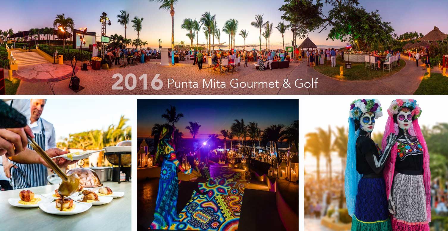 Punta Mita Gourmet & Golf Classic