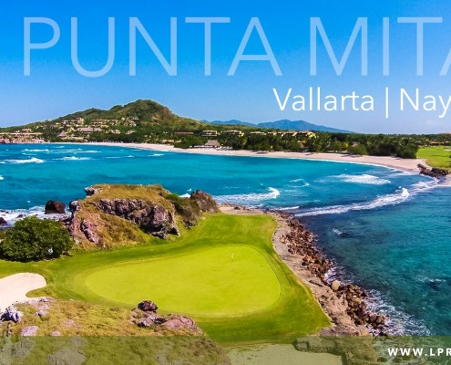 Golf at the Punta Mita Resort - Riviera Nayarit, Mexico