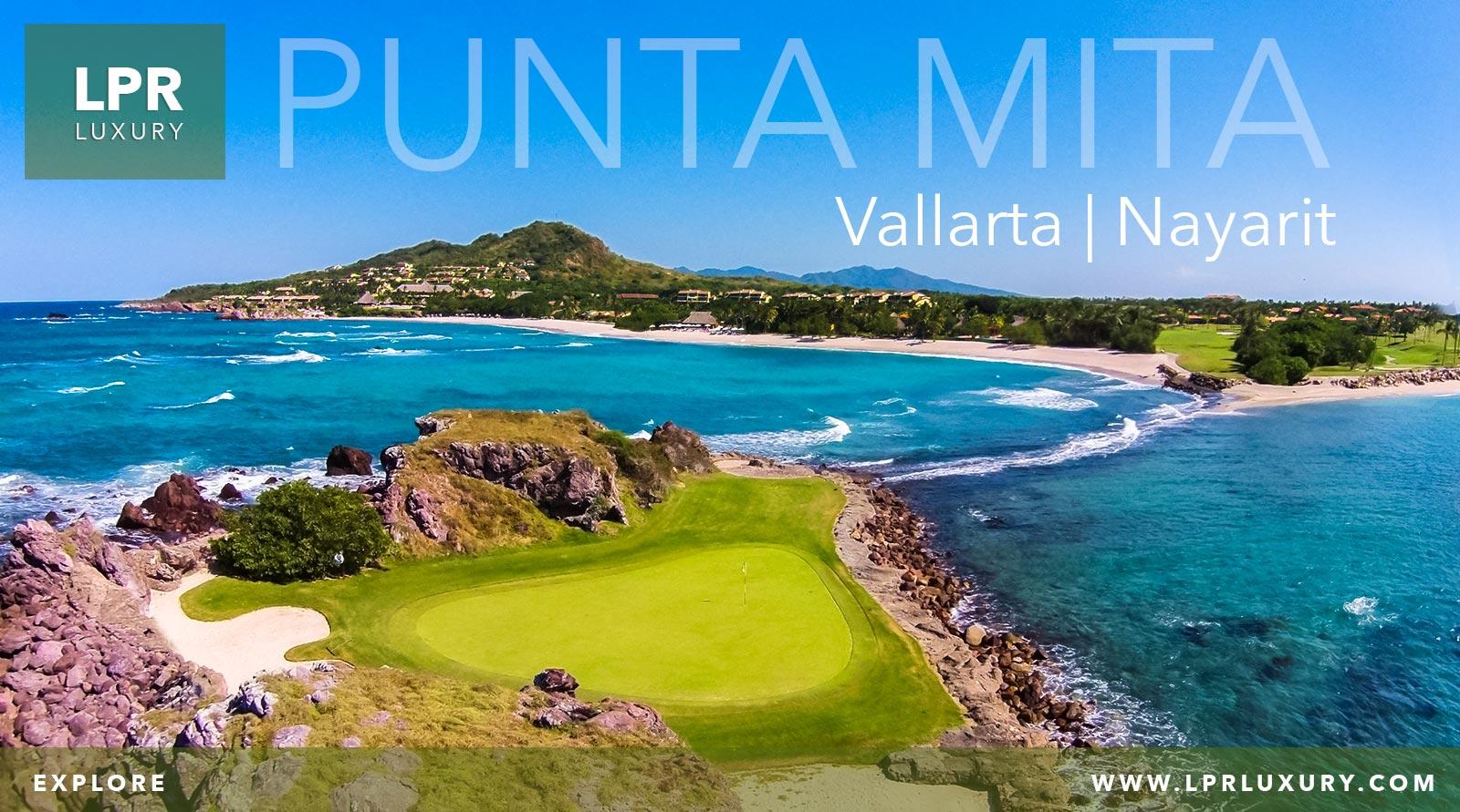Golf at the Punta Mita Resort - Riviera Nayarit, Mexico