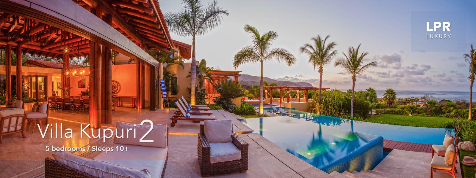 Villa La Kupuri 2 - Punta Mita Resort - Riviera Nayarit, Mexico