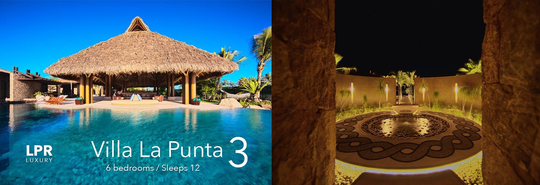 Villa La Punta 3 - Punta Mita Resort - Riviera Nayarit, Mexico