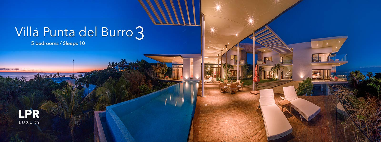 Villa Punta del Burro 3 - Luxury Punta de Mita Real Estate - Punta del Burro