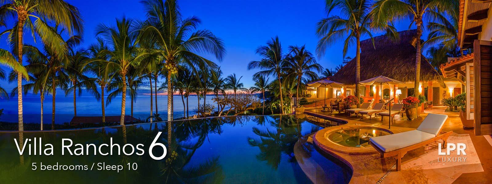 Villa Ranchos 6 - Punta Mita Resort - Riviera Nayarit, Mexico