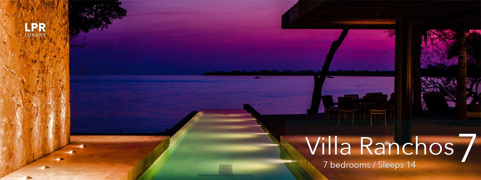 Villa Ranchos 7 - Punta Mita Resort - Riviera Nayarit, Mexico