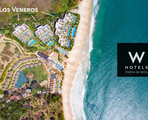 The W Hotel - Punta de Mita - Mexico