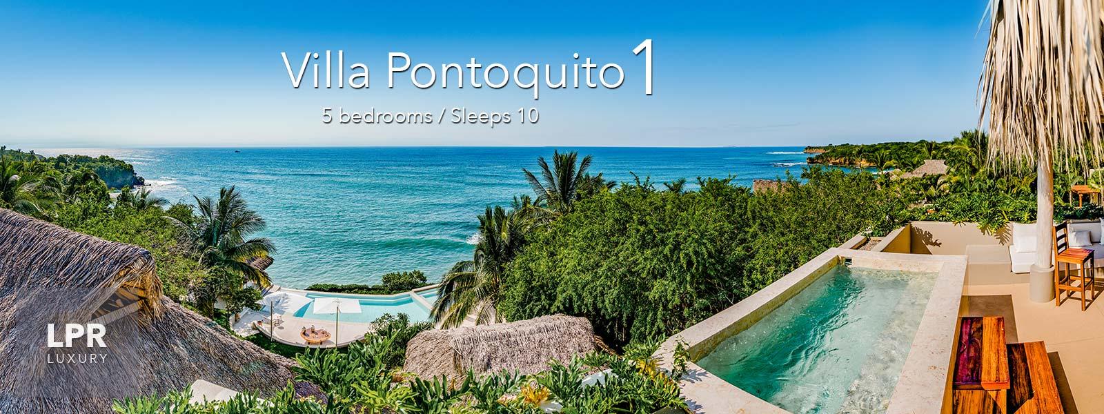 Attractive Villa Pontoquito 1   Luxury Vacation Rental Villa On The Coastline Of Punta  De Mita, Images