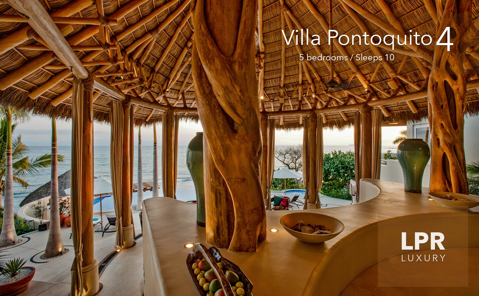 LPR Luxury Open Houses - Punta de Mita - Mexico - Join us this February 1, 2018 from 2 - 6pm
