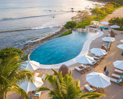 The New Sufi Ocean Club at Porta Fortuna, Punta Mita, Mexico